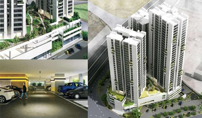 Grove Residency.Ultimate Lifestyle 3 Bedroom Apartments