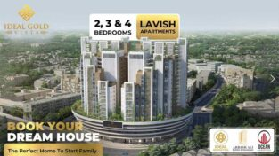 Ideal Gold Vista.2,3 & 4 Bed Luxury Apartments