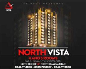 North Vista.4 & 5 Room Luxury Apartments