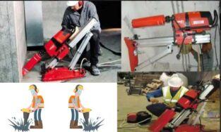 We Offered Core & Concrete cutting services