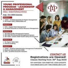 Young Professional Program – Leadership & Management
