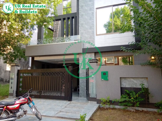 6 Marla House for sale in AA Block Bahria Town Lahore