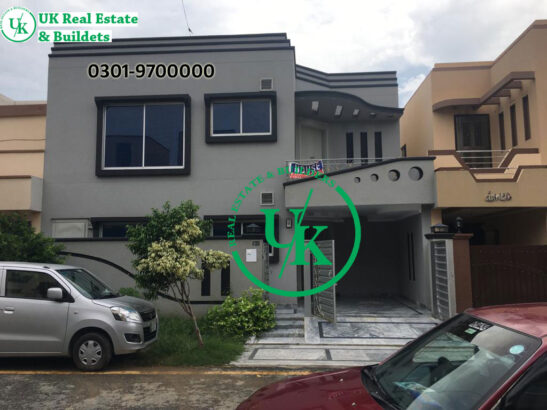 8 Marla Used House for Sale in Bahria town