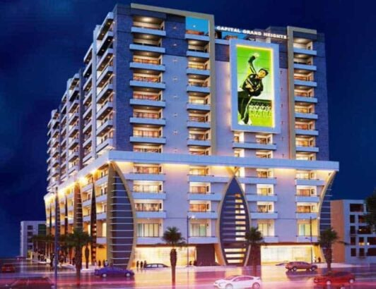 Capital Grand Heights.Luxury Apartments & Penthouse