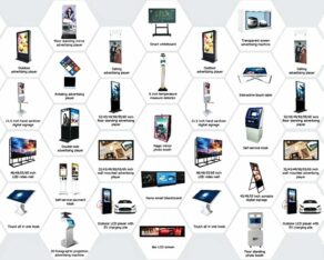 Development & Production Of Commercial Display Equipment