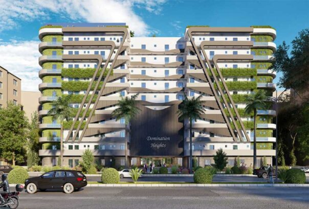 Domination Heights.1/2 & 3 Beds Exquisite Apartments