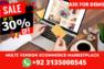 Multi Vendor Ecommerce Marketplace Website