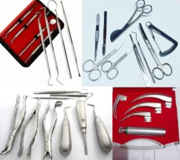 Surgical,Dental,Beauty,Veterinary & Orthopaedic instruments