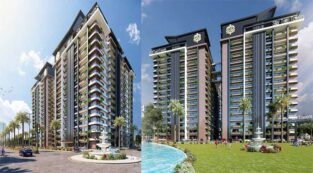 1,2 & 3 Bed Apartments.Star Twin Towers TopCity-1 Islamabad