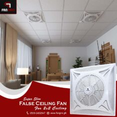 FANPRO Top Quality Energy Saving 14″ 2×2 False Ceiling Fan