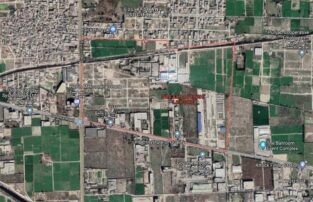 3.5 Marla Plot For Sale in Dream Avenue Lahore