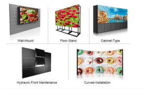 49 inch Latest Version LCD video Wall