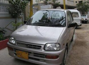 Daihatsu Coure On Just 20% Advance Down Payment.
