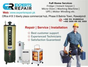 Geyser Repair Services Near Me