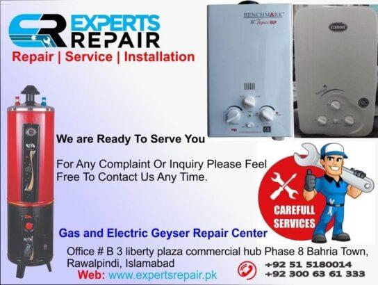 Geyser Repair Services Near Me