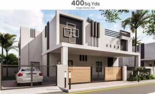 INDUS ENCLAVE Single Storey Villas.Your Dream House