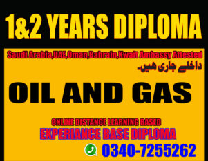 Oil and Gas safety course in Rawalpindi, Islamabad