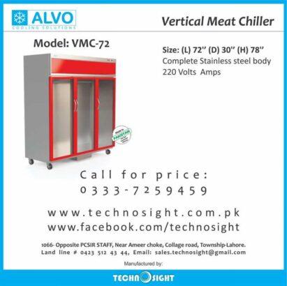 ALVO Meat Mince Machine, Meat Shops in Pakistan, Meat Display Chiller