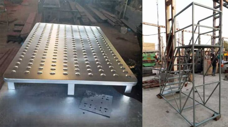 Steel Racking Shelving Manufacturer in Pakistan
