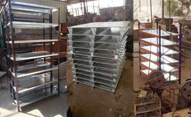 Steel Racking Shelving Manufacturer in Pakistan