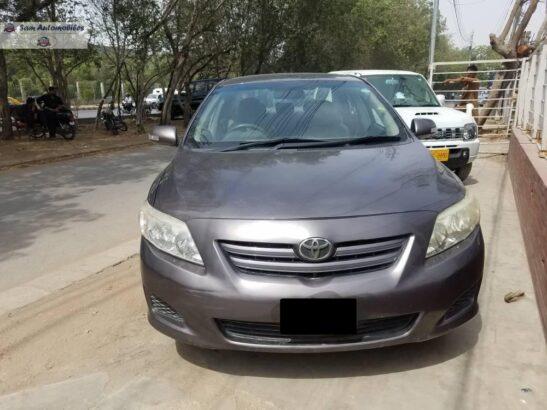 Toyota Corolla hasil karen sirf 20% advance down payment py.
