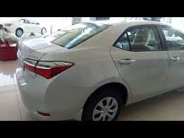 Toyota Corolla GLI hasil karen sirf 20% advance down payment py