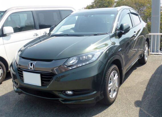 Honda Vezel Hybrid RS Khareeden 20% Down Payment pai