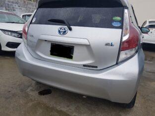 Toyota Aqua 2016 On Easy Monthly Installment