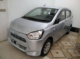 Get Daihatsu mira 2020 on easy monthly instalment