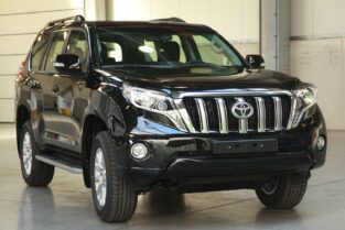 Toyota Prado Tx 2.7 On Easy Monthly Installment