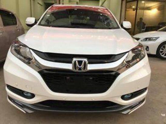 Get Honda Vezel on easy monthly installments