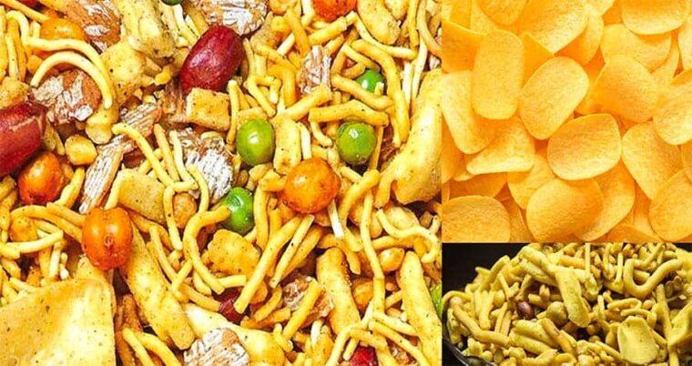 Aala Quality ke Nimko or Chips Wholesale Rates Pe