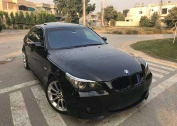 Bmw 5 series 520D on easy monthly monthly installment