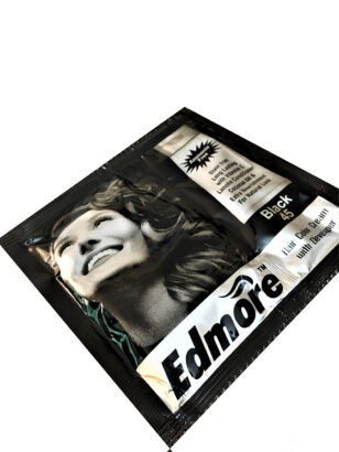 Natural Hair Color BLACK Best Hair Color Ammonia Free – Edmore Hair Color
