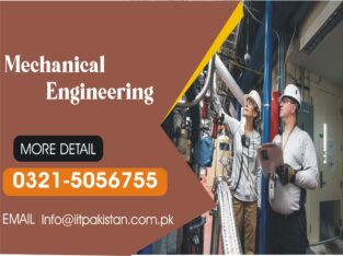 Vehicles Mechanic Course In Rawalpindi Pakistan