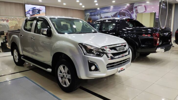 Isuzu D-Max V-Cross Automatic 3.0 On Easy Monthly Installments