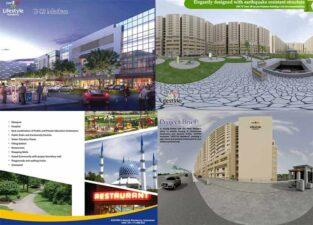 Life Style Residency & Mall G-13 Markaz Islamabad