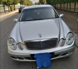 Mercedes E200 On Easy Monthly Installments
