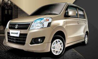 Suzuki wagon R 2020 on easy instalment