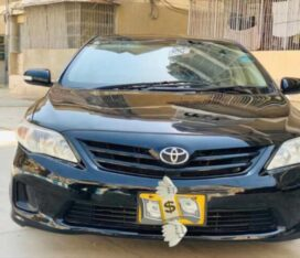 Toyota Corolla Gli 1.8 on Easy monthly Installment