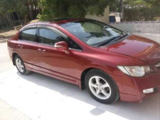 Honda Civic reborn On easy monthly Installments
