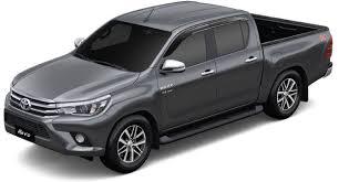 Toyota Hilux rivo 2018