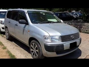 Get Your own Toyota Probox 1.5 CC On Just 20% Down Payment