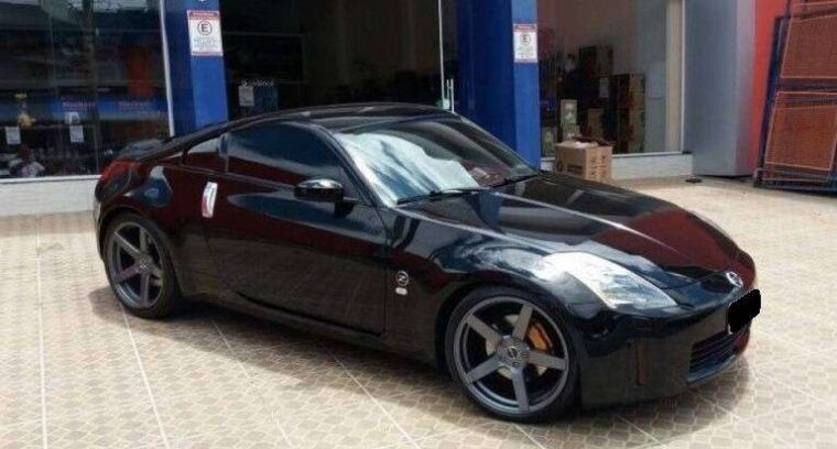 Nissan 350Z On Just 20% Advance Down Payment