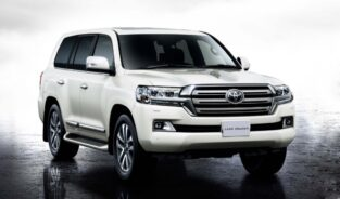 Land cruiser on easy instalment
