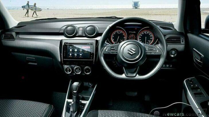 Get Toyota swift 2020 on easy installment