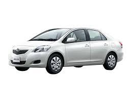 get Toyota Belta 2008