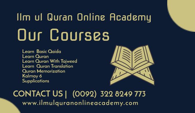 Online Quran classes-Female Quran Tutor/Teacher for kids & Sisters
