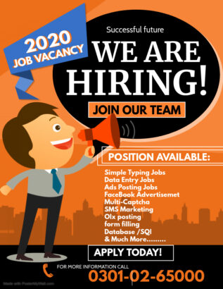 Real & authentic opportunity for students Ads posting job
