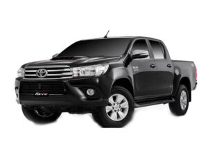Get your own Toyota Hilux on easy 20% down payment